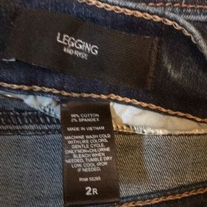Express Jeans - Express jeans, size 2R